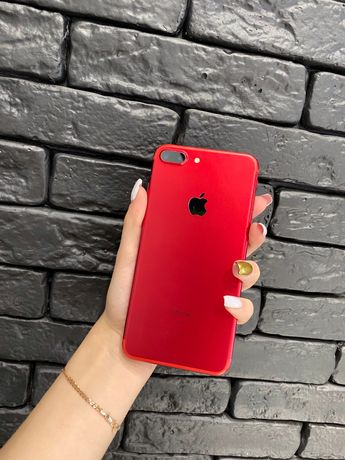 IPhone 7 Plus, product red , 128 Gb , Used