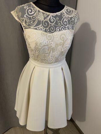 Sukienka elegancka/ okazjonalna XS Motive&More