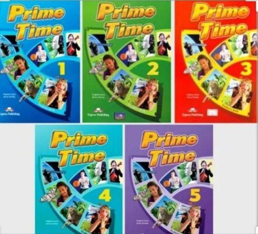 Prime Time 1 2 3 4 5 WB SB