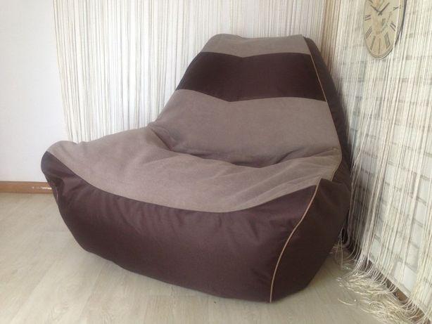 Кресло Мешок(Груша)Пуф Мяч Мягкий Кресло СпортXXLбольшой ткань оксфорд
