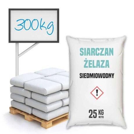 Siarczan żelaza siedmiowodny, antymech – 300 – 1000 kg – Kurier