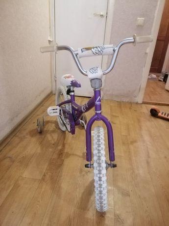Велосипед десткий Fuji Kit для девочки 3-6 лет
