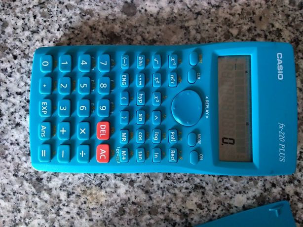 Calculadora científica como nova