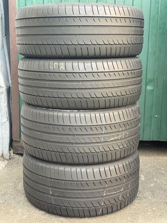 Шины летние б/у 225/45/17 и 245/40/17 Michelin Primacy hp