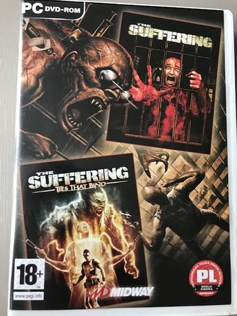 (PC DVD) The Suffering + Ties That Bind (PL)