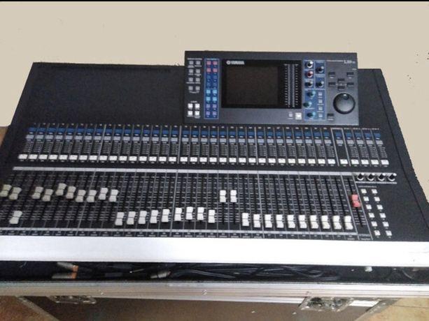 Mesa Digital Yamaha LS9-32/Stage Box/Cabo Multicore