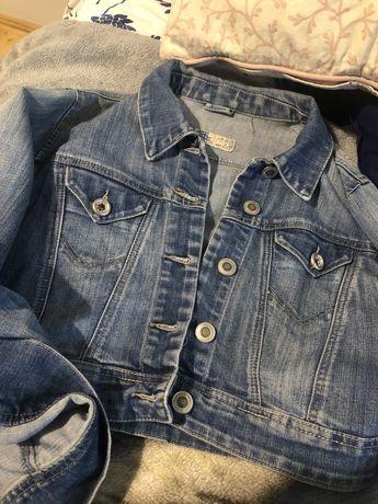 Kurtka jeans 3/4 rozmiar M