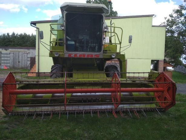 Claas Dominator 76, stan idealny