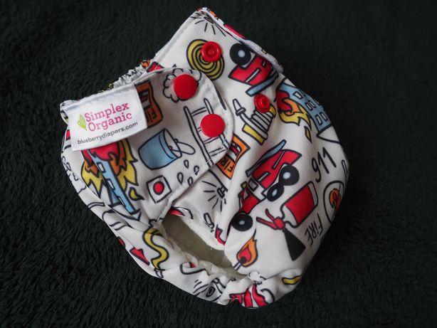 AIO Blueberry Diapers Simplex Organic miniOS