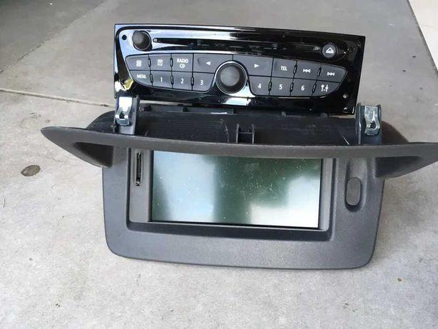 Radio + navi Clio 3 2012r .