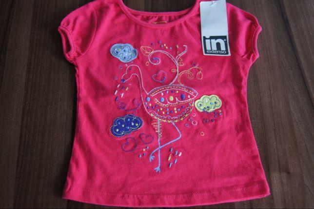 bluzka, t-shirt 86