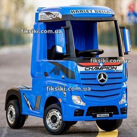 Дитячий електромобіль M 4208 Грузовик, Mercedes, детский электромобиль