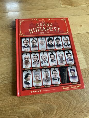 Film Grand Budapest Hotel DVD