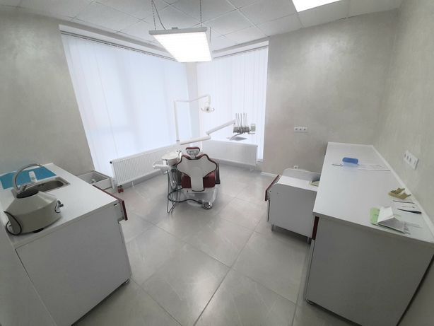 Продається діюча стоматологія в новобудові на БАМі р-н Довженка