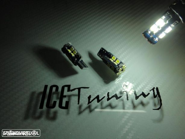 Led Can Bus T10 / w5w Branco 3.2W, 220 LUMENS 12V LED SAMSUNG