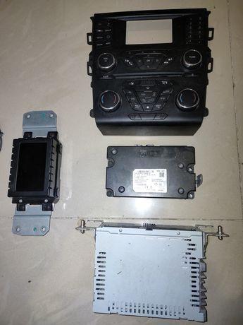 Комплект Ford fusion mk5 sync 1