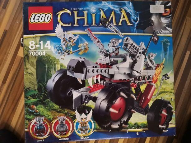 Lego Chima nr 70004
