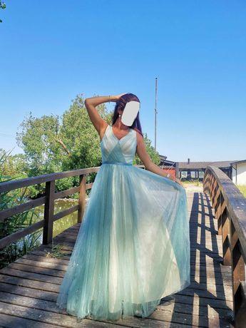 vestido de gala tamanho M