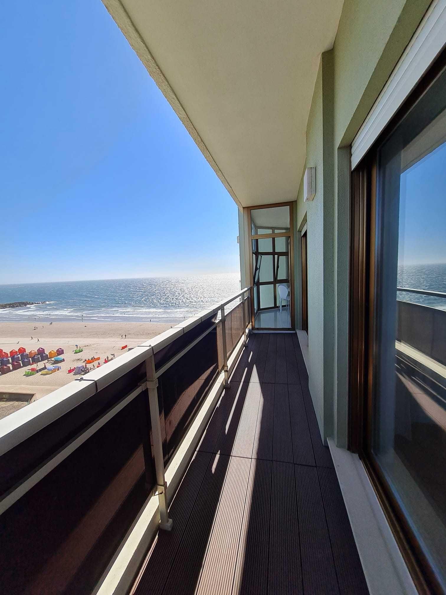 T1 Torres de OFIR - ESPOSENDE remodelado com vista mar