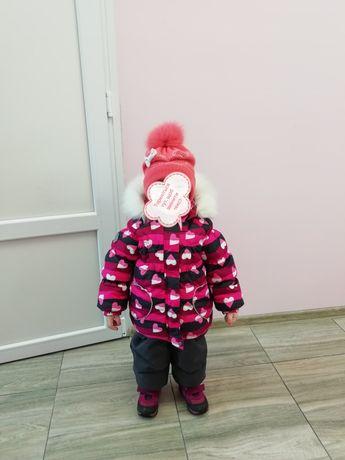 Linne комбенизон, куртка и штаны.