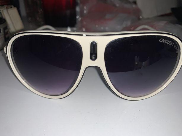 Okulary carerra białe