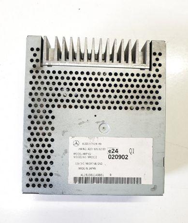 Усилитель аудиосистемы A 221 870 28 89 Mercedes W221 S-Class