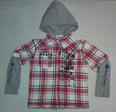Koszula z kapturem 98 cm