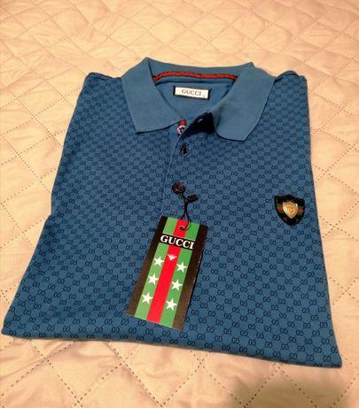 Polo Gucci męska premium L promo