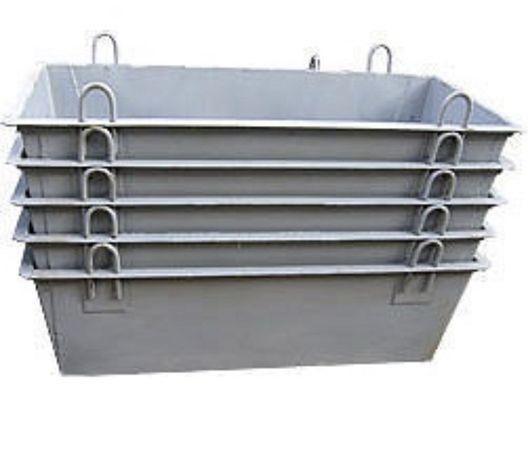 Ящик (бадья) строительная для раствора