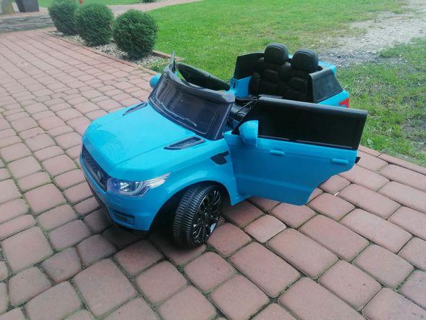 Auto sterowane na Akumulator