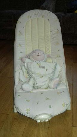 Leżaczek dla niemowlęcia