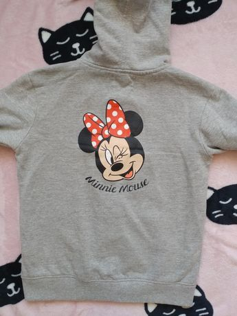 Bluza dresowa Sinsay Minnie Mouse