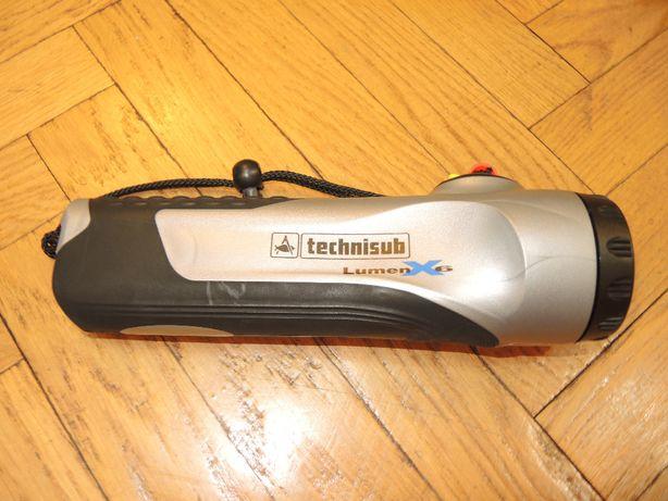 Подводный фонарь AquaLung Lumen X6
