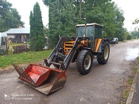 Renault 751.4 S 4x4 ciągnik traktor z turem