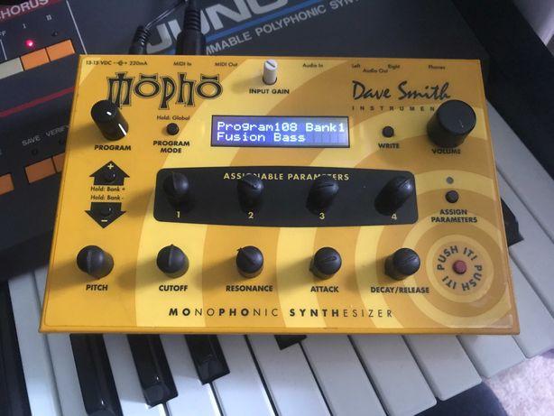 syntezator Dave Smith Mopho ( Prophet )