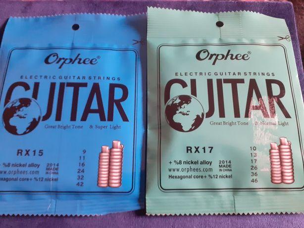 Conjunto Set Cordas para Guitarra Elétrica