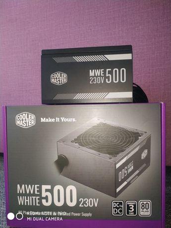 Cooler Master MWE 500 White 230V - V2