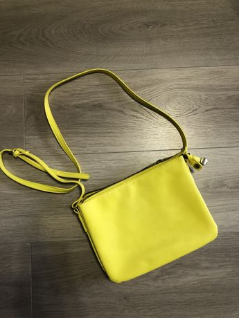 Лимонна сумка C&A
