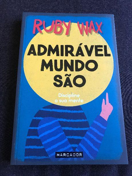 Admirável Mundo São - Ruby Wax - Livro