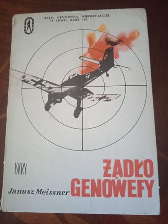 Książka Żądło Genowefy