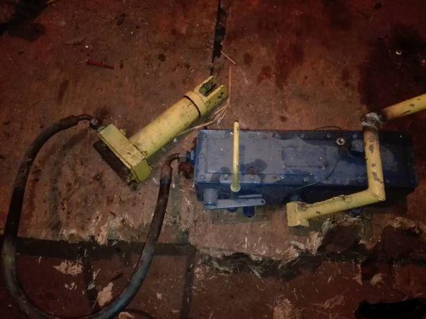 Ręczna pompa hydrauliczna z siłownikiem sprzedam/zamienie