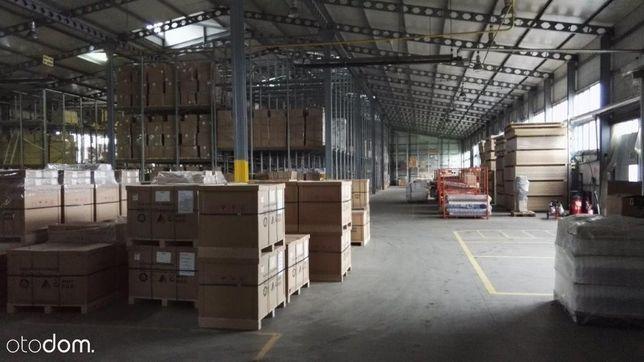 Magazyn wysoki skład - hala produkcyjna 1300do3500
