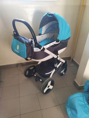 wózek baby Boss 3w1