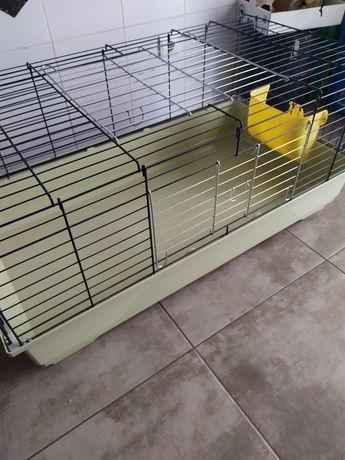 Habitat para roedores usado