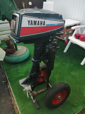 Silnik zaburtowy 8 km yamaha