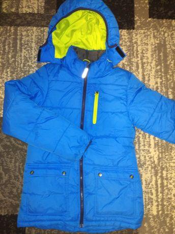 Ciepła kurtka zimowa H&M rozm.158-164