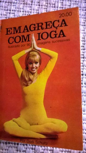 1979-Emagreça com Ioga -Portes incluidos preço final de 5 euros -