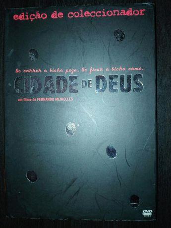 DVD Cidade de Deus Edição colecionador