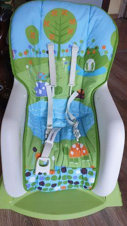 Krzesełko,Huśtawka,Leżaczek 4w1 Fisher Price