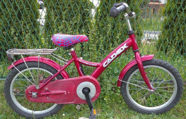 Rower 16  jest używany